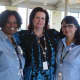 Blue Shirt Day was observed at Peekskill Middle School Oct. 5.