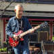 Joe Oriente rocks out at the 10th Annual Motorcycle Classic with Ridgewood's Dads Night Band on Oct. 18.