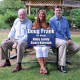 Hillsdale Mayor-Elect Douglas Frank Sr., Councilwoman Elect Abby Stopfer Lundy and Councilman Elect Scott Karcich.