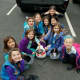 Members of Daisy Troop 96674 from Emerson