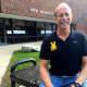 New Rochelle High School math teacher Steve Newman set another world record.