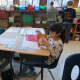 New Rochelle students got back into the classroom at Daniel Webster Elementary School on Tuesday.