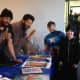 The Williams Center in Rutherford hosted a Comic Con on March 19.