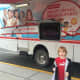 The Colgate Bright Smiles Van paid a visit to the Catherine E. Doyle Elementary School in Wood-Ridge.