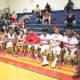 Peekskill High School's boy's basketball team recently celebrated senior night.