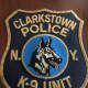 The Clarkstown Police Department K-9 Unit first patch was used 30 years ago today when Officer Bob Donaldson and K-9 Ando hit the streets for the first time.
