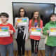 Wanaque School students have excelled this month in county Quiz Bowl Tournaments.