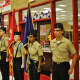 The event honoring vets at North Rockland High School was held in conjunction with the high school's Key Club and ROTC.