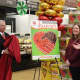 Ramsey ShopRite associates Raena Chalas and Janelle Harding are featured on a Cheerios box.