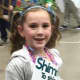 "Daniella Beahm ""shimmers"" in Emerson schools' vocabulary parade Friday."
