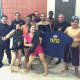 Students from the Pathway Academy got to spend the day working with members of the Norwalk Police Dive Unit.