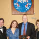 Rockland police officers received awards from the Haverstraw Elks Lodge #877