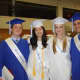 Members of the Eastchester High School student government.