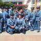 Members of the New Rochelle Police Association in Dallas.