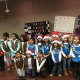 South Hackensack Girl Scouts and Daisies.