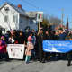 Hundreds of Dutchess County residents turned out to celebrate MLK Day in Beacon.