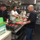 Volunteers from St. Joseph Church in Lodi volunteer at Meals with a Mission.