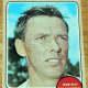 Here's Gene Michael's 1968 Topps card.