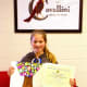 Laura Granada, a seventh grader from the Cavallini Middle School in Upper Saddle River, was one of the winners in the poster contest.