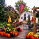 Fall is in the air at The Shops at Jones Farm in Cornwall.