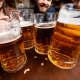 Cheers for beers. Harlan Haus in  Bridgeport is all about German-style brews.