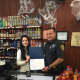 Retailers that were in compliance and refused to sell to minors were rewarded by the Ramapo Police Department.