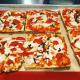 Vegan gluten-free pizza at Good Choice Kitchen in Ossining.