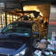 An 83-year-old man from New Rochelle drove through the front of DeCicco and Sons in Pelham.