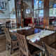 Old City Public House is a cozy, family-friendly restaurant on Long Island which makes a specialty sandwich.