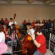 Fifth-grade orchestra students from Anne Hutchinson and Greenvale schools entertained Eastchester senior citizens with a concert on Valentine's Day.