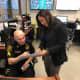 Latina Police Captain Makes History In Hudson County
