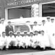 One of the vintage photos displayed at the Ambulance Brew House in Nanuet shows the original occupants, an ambulance corps. Besides the pub, the 1947 building now houses a beauty salon called Gruaig (Irish for hair).