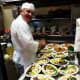 George Santos has been a sous chef to Armando Talocco for 30 years, as the family brought Italian cuisine first to Fort Lee, then to River Vale.