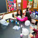 Sixth graders at the Bergenfield Roy W. Brown School had a provocative science workshop called PlastiVan Thursday, January 14, put on by the Society of Plastics Engineers.