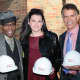 Among the attendees: Tony and GRAMMY winner Billy Porter, Actors' Equity Association President Kate Shindle, Actors Fund Chairman Brian Stokes Mitchell