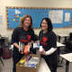 Dawn, the supervisor for Future Teachers, and Susan, the supervisor for Global Connections, helped over 20 students sort and pack the donations that would fill the barrels sent to Ghana.