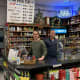 Michael McGrath and Michael Perretta, brothers-in-law and new co-owners at the newly renovated Vic's Liquor
