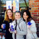 The community has embraced Light It Up Blue Glen Rock