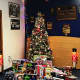 Here are the various toys that community members contributed through the giving tree project this year.