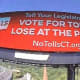No Tolls CT buys billboards to protest highway tolls plan