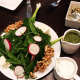 Pardis also offers paneer-sabzi, a classic Persian appetizer.