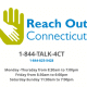 Reach Out CT Offers Free Emotional Support During the COVID-19 Pandemic