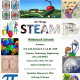 The Webutuck Central School District will hold its second annual STEAM Fair on Saturday, Feb. 6, in Eugene Brooks Intermediate School's cafeteria in Amenia.