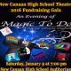 The New Canaan High School Theatre Department is hosting a fund-raising event Jan. 9.