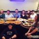 Dining at Julliano's in Bethel