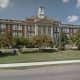 Mamaroneck High School.