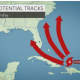 Irma could be a Category 4 hurricane when it nears the East Coast late this week.