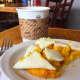 Arepa de Choclo from Citrus Cafe.