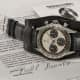 A bidder agreed to pay $17.8 million for a Rolex Daytona that once belonged to actor Paul Newman, setting a new world record for a wristwatch sold at auction, according to New York auction house Phillips.