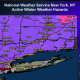 A Winter Weather Advisory is in effect overnight into Christmas morning.